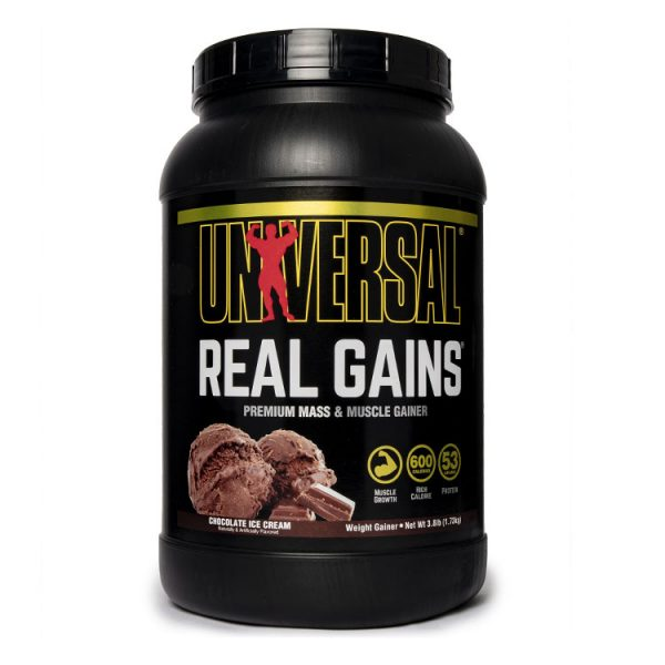 Real Gains Placeholder