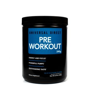 Pre Workout Placeholder