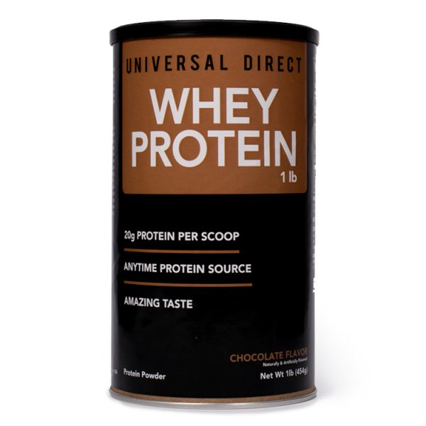 Whey Protein Chocolate 1lb