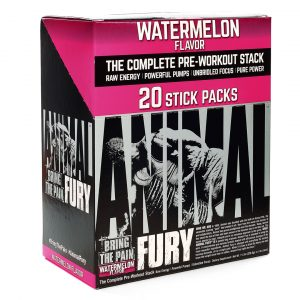 Animal Fury Stick Pack Box