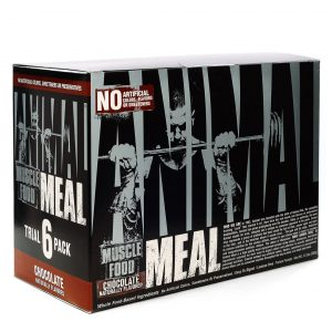 Animal Meal 6 Pack Box